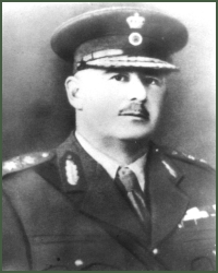 Portrait of Lieutenant-General Markos Drakos