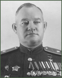 Portrait of Major-General Dmitrii Feoktisovich Dremin