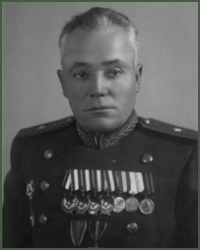 Portrait of Major-General Dmitrii Aristarkhovich Drychkin
