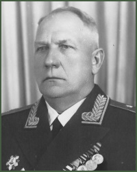 Portrait of Lieutenant-General Ian Petrovich Dzenit