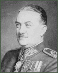 Portrait of Major-General Alois Eliáš