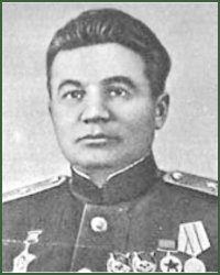 Portrait of Major-General Iakov Filippovich Eremenko