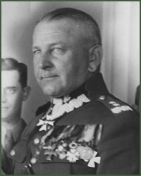 Portrait of Major-General Kazimierz Fabrycy