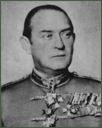 Portrait of Colonel-General Gábor Faragho