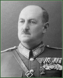 Portrait of Major-General Jenö Felkl