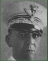 Portrait of Lieutenant-General Luigi Frusci