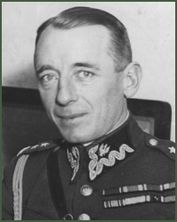Portrait of Brigadier-General Kazimierz Glabisz
