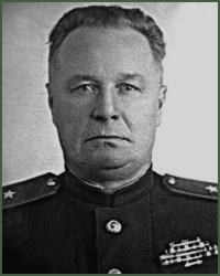 Portrait of Major-General Stepan Trofimovich Gladyshev