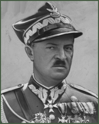 Portrait of Major-General Janusz Julian Głuchowski