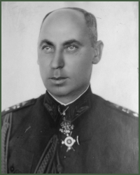 Portrait of Major-General Bonyu Bonev Gochev