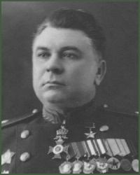 Portrait of Major-General Anisim Mikhailovich Golosko