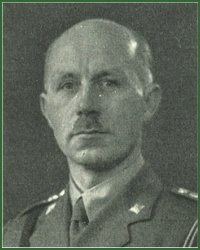 Portrait of Lieutenant-General Ebbe Gørtz