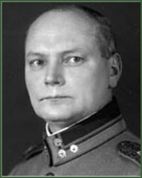 Portrait of Major-General Gustaf Verner Jeremias Gustafsson