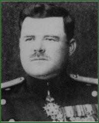 Portrait of Brigadier-General Svetozar J. Hadžić