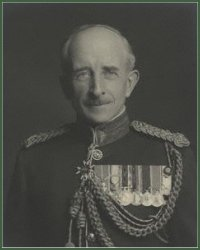 Portrait of Major-General Leslie Rowley Hill