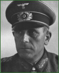 Portrait of Colonel-General Karl Adolf Hollidt