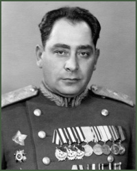Portrait of Lieutenant-General of Engineers Mikhail Fadeevich Ioffe