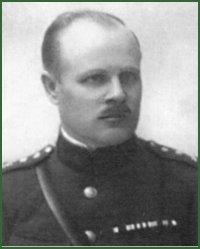Portrait of Major-General Aleksander Jaakson