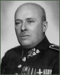 Portrait of Major-General Josef Janáček