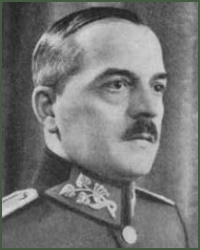 Portrait of Brigadier-General Josef Ježek