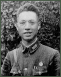Portrait of Lieutenant-General  Kan Weiyong