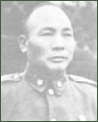 Portrait of Lieutenant-General  Kang Ze