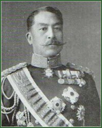 Portrait of Field Marshal Kotohito Prince Kanin