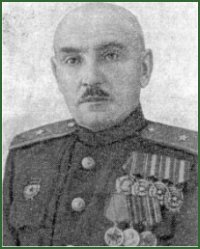 Portrait of Major-General Andrei Pavlovich Karnov