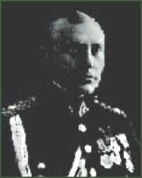 Portrait of Brigadier-General Vladas Karvelis
