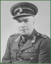 Portrait of Brigadier Patrick Kelly