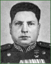 Portrait of Major-General of Engineers Fedor Pavlovich Kharchevin