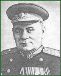 Portrait of Major-General Andrei Aleksandrovich Kharitonov