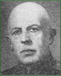 Portrait of Lieutenant-General of Engineers Sergei Aleksandrovich Khmelkov