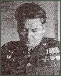 Portrait of Major-General Bolesław Kieniewicz
