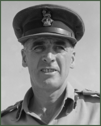Portrait of Brigadier Russell David King