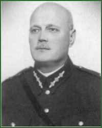 Portrait of General Roberts Kļaviņš