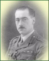 Portrait of Brigadier Errol Knox
