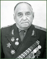 Portrait of Major-General Grigorii Semenovich Kolchanov