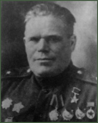 Portrait of Major-General Ivan Nikitovich Konev