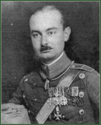 Portrait of Brigadier-General Radu Korné