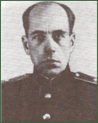 Portrait of major general ivan alekseevich kornilov