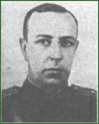 Portrait of Major-General Aleksandr Ignatevich Korolev