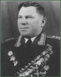 Portrait of Colonel-General Ivan Terentevich Korovnikov