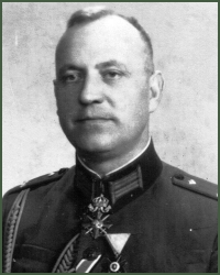 Portrait of Major-General Hristo Lazarov Kozarov