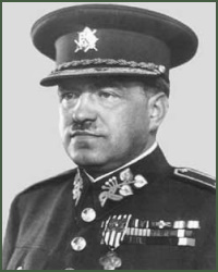 Portrait of General Ludvik Krejčí