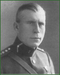 Portrait of Major-General Jaan Kruus