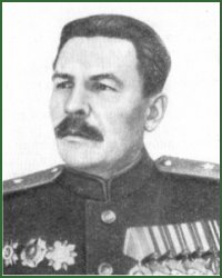 Portrait of Major-General Aleksandr Georgievich Kudriavtsev
