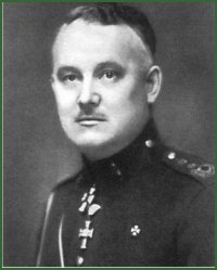 Portrait of General Johan Laidoner