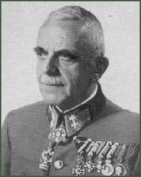 Portrait of General Vladimir Laxa