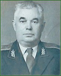 Portrait of Major-General Vasilii Andreevich Leshchinin